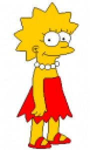 Simpsonovi l za l za - Jeux de lisa simpson ...